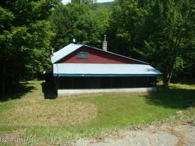Horicon Single Family Home For Sale: 378 Johnson Road