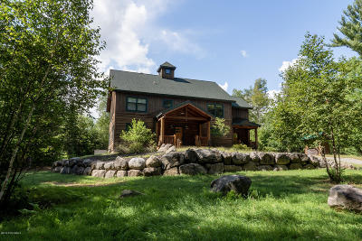Johnsburg Single Family Home Contingent Contract: 51 Mountain Path
