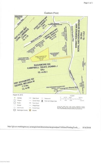 Residential Lots & Land For Sale: Doner Turnpike Way