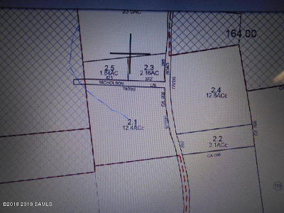 Washington County Residential Lots & Land Contingent Contract: Hinds Road