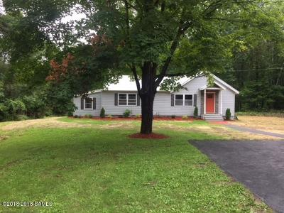 Queensbury Single Family Home For Sale: 33 Country Club Road