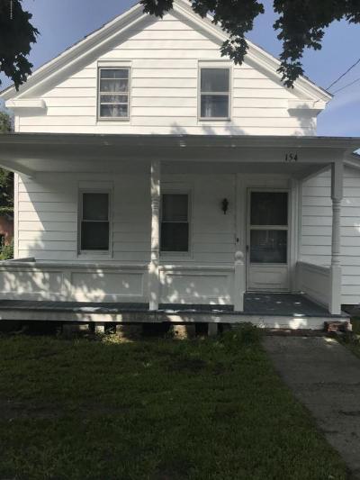 Glens Falls Single Family Home For Sale: 154 Ridge Street