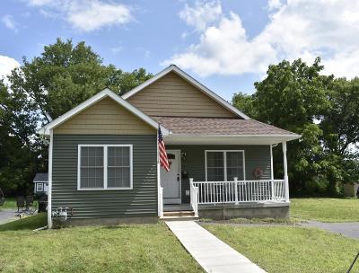 Glens Falls Single Family Home For Sale: 49 Peck Ave