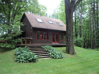 Queensbury Single Family Home For Sale: 46 Bell Mountain Road