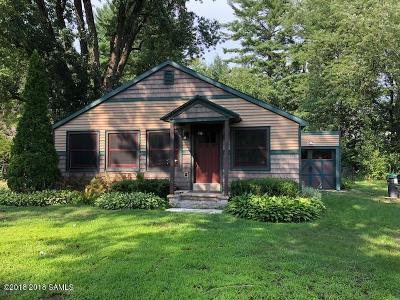 Queensbury Single Family Home Contingent Contract: 315 Dixon Road