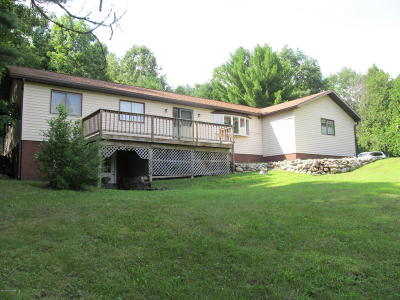Bolton NY Single Family Home Contingent Contract: $243,500