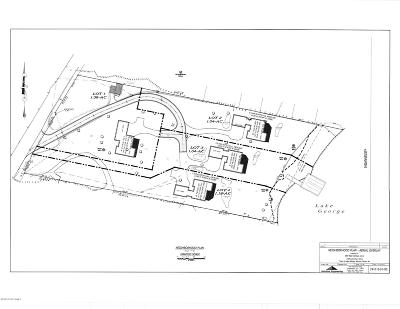 Lake George Residential Lots & Land For Sale: 3458 Lakeshore (Lot 1) Drive