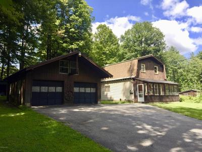 Greenfield NY Single Family Home For Sale: $90,000 For Sale