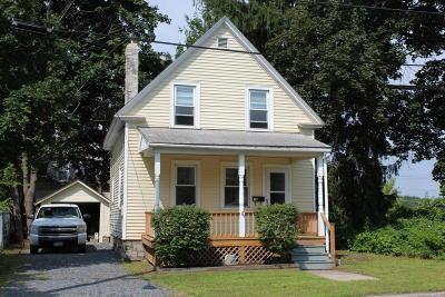Hudson Falls Vlg Single Family Home For Sale: 35 Baker Street