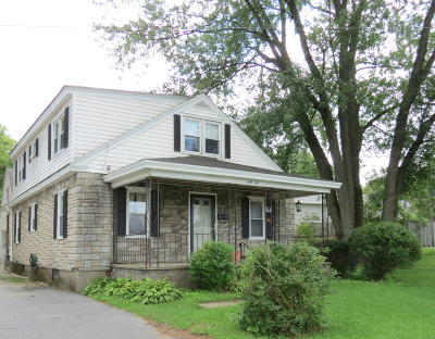 South Glens Falls Vlg NY Single Family Home For Sale: $154,900