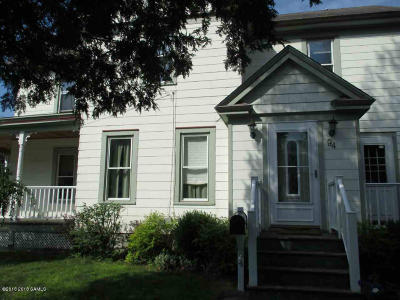Glens Falls Single Family Home For Sale: 94 Sanford Street