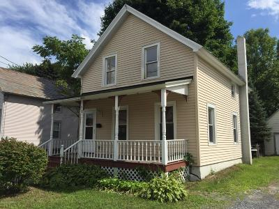 Glens Falls Single Family Home For Sale: 50 Third St