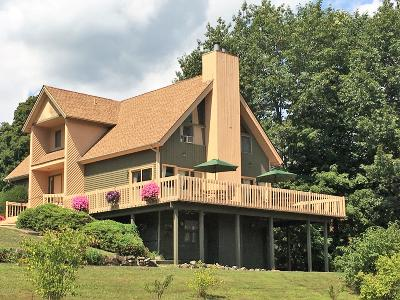 Lake George NY Single Family Home For Sale: $849,000
