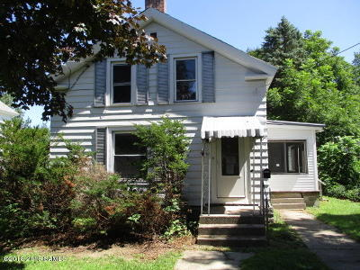 Glens Falls Single Family Home For Sale: 65 McDonald Street