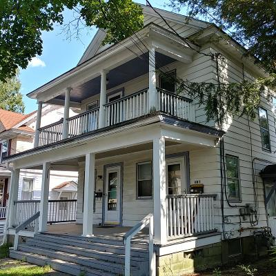 Glens Falls Multi Family Home For Sale: 68 W Notre Dame Street