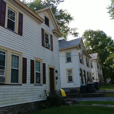 Glens Falls Multi Family Home For Sale: 9-11-13 Woodlawn Avenue