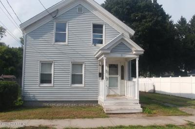 Fort Edward Single Family Home Contingent Contract: 21 Taylor St Street