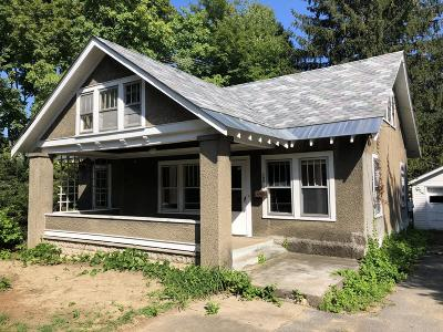 Lake George Vlg NY Single Family Home Contingent Contract: $160,000