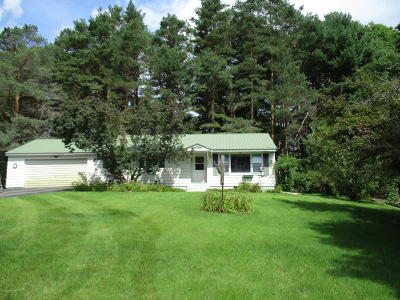 Schroon Single Family Home Contingent Contract: 21 Whitney Avenue