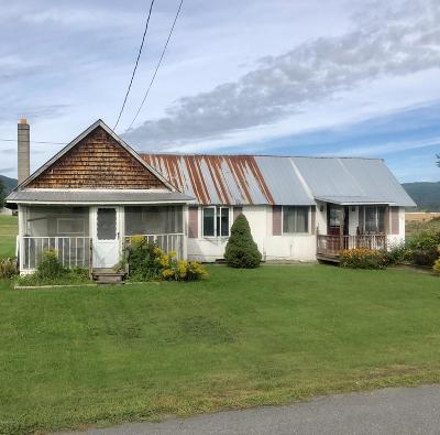 Ticonderoga Single Family Home For Sale: 59 Park Avenue