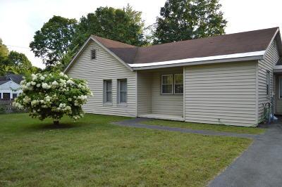 Hudson Falls Vlg Single Family Home For Sale: 99 Feeder Street