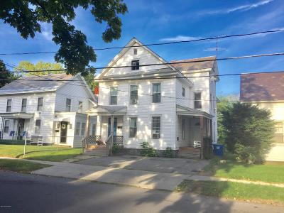 Glens Falls Multi Family Home For Sale: 39 Cherry Street