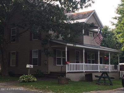 Warrensburg Single Family Home For Sale: 19 Warren Street