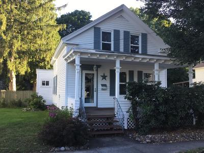 Glens Falls Single Family Home For Sale: 21 Morgan Avenue