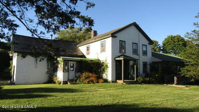 Ticonderoga Single Family Home For Sale: 1845 Nys Route 9n