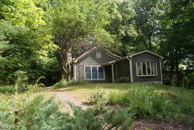 Lake George Single Family Home Contingent Contract: 809 Diamond Point Road