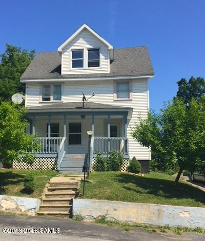 Ticonderoga Single Family Home For Sale: 91 Grace Avenue
