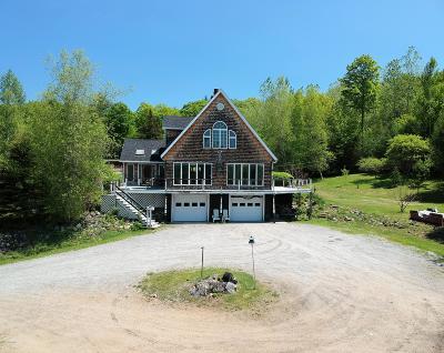 Saratoga County Single Family Home For Sale: 292 Eddy Road