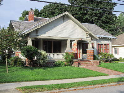 Glens Falls Single Family Home For Sale: 64 Garfield Street