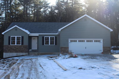 Queensbury Single Family Home Contingent Contract: 47 John Clendon Road