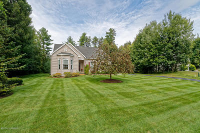 Moreau Single Family Home For Sale: 23 Sage Lane