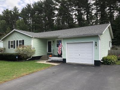 Queensbury Single Family Home For Sale: 45 Zenas Drive