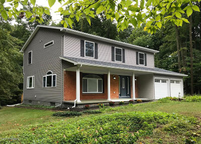 Queensbury Single Family Home Contingent Contract: 19 Summit Lane