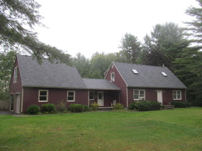 Queensbury Single Family Home Contingent Contract: 129 Pitcher Road