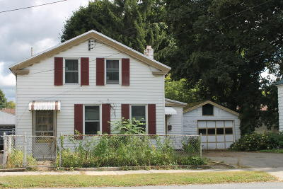 Single Family Home Sold: 5 Cherry Street