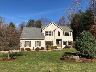 Queensbury Single Family Home Contingent Contract: 7 Quincy Lane