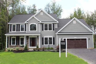 Queensbury Single Family Home For Sale: Lot 26 Richmond Hill Drive