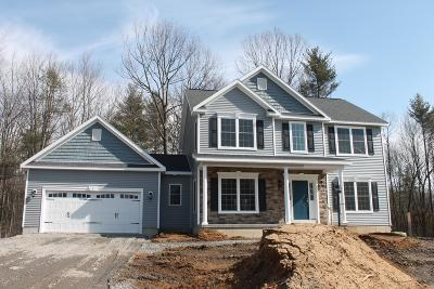 Queensbury Single Family Home For Sale: Lot 23 Richmond Hill Drive