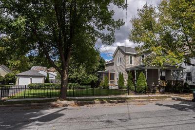 Glens Falls Single Family Home Contingent Contract: 10 John Street