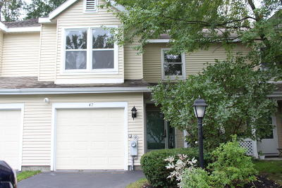 Clifton Park Single Family Home For Sale: 47 Stoney Creek Drive