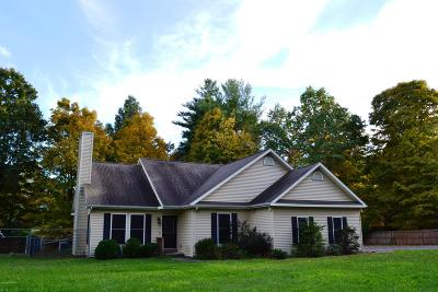Queensbury Single Family Home Contingent Contract: 1040 W Mountain Road