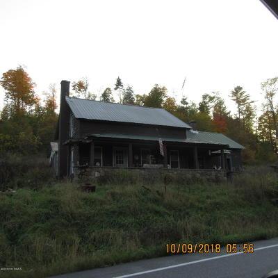 Ticonderoga Single Family Home For Sale: 2432 Nys Rte 74