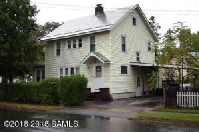 Hudson Falls Vlg Single Family Home For Sale: 5 Notre Dame Street