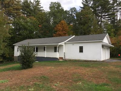 Hadley NY Single Family Home For Sale: $169,900