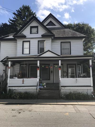 Glens Falls Multi Family Home Contingent Contract: 17 Birch Avenue