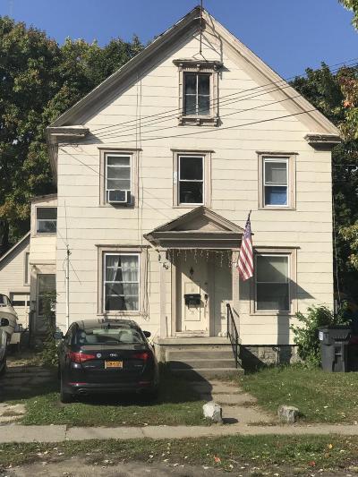 Hudson Falls Vlg Multi Family Home For Sale: 51 Maple Street